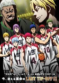 kuroko no basket the last game